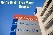 Bryn Mawr, Pa. 3 high-performing specialties: gastroenterology; geriatrics; nephrology; orthopedics; urology. Last year's rank: No. 12 (tie).