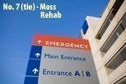 Elkins Park, Pa. 1 nationally ranked specialty: rehabilitation. Last year's rank: No. 7 (tie).