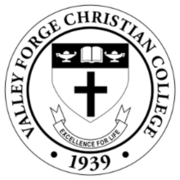VALLEY FORGE CHRISTIAN COLLEGE. Phoenixville, Pa. Tuition: $16,642. Fees: $1,025. Room and Board: $7,936.