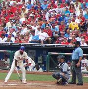 The Philadelphia Phillies ranked fourth with average attendance of 45,440.