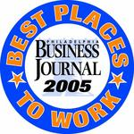 Best workplaces six years ago