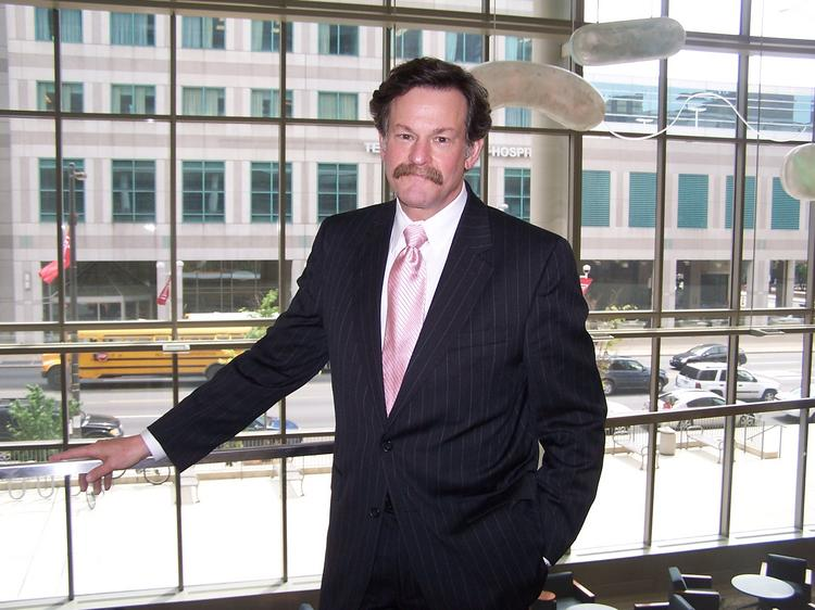 Dr. Larry R. Kaiser joined Temple as health system CEO and medical school dean in April.