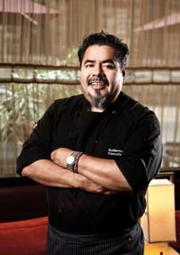 Chef Guillermo Tellez, now at the Red Owl Tavern in Old City.