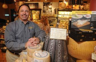 Di Bruno Bros. owner Bill Mignucci would like the city to offer low-interest loans.
