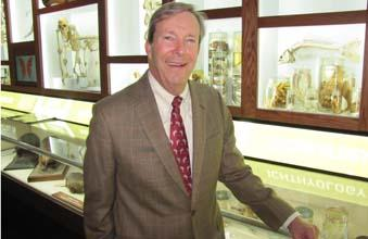 George W. Gephart Jr., president and CEO of The Academy of Natural Sciences of Drexel University.
