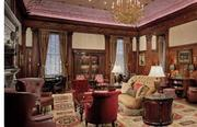 The Heritage Room at the Union League.
