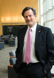 Temple Health President Dr. Larry Kaiser.