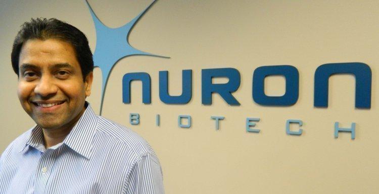 Shankar Musunuri co-founded Nuron Biotech in 2010.