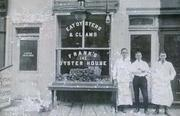The original Frank's Oyster House.