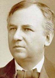 John Wanamaker in 1893.