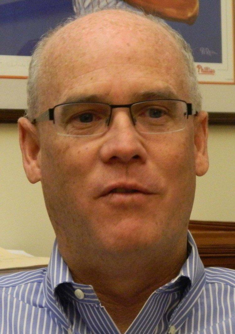 John Weber of the Philadelphia Philllies.