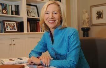 Amy Gutmann of the University of Pennsylvania.