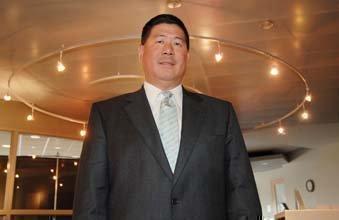 Stephen Tang runs the University City Science Center.