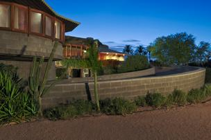 The David and Gladys Wright home in Phoenix has been sold for $2.38 million.
