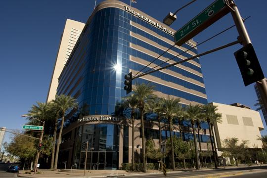 The Arizona Republic and its Gannett Co. Inc. parent are considering significant changes to local news coverage.