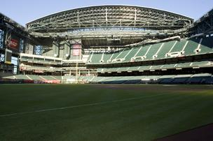 Tuesday nights MLB All-Star Game at Chase Field drew record low ratings.
