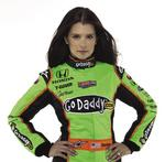 <strong>Danica</strong> <strong>Patrick</strong>, GoDaddy bring spotlight to Charlotte gym