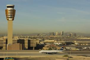 Phoenix Sky Harbor International Airport.