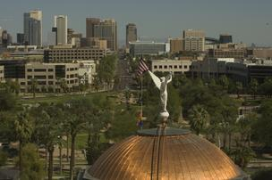The Sunshine Review ranked Arizona 29th for government transparency.