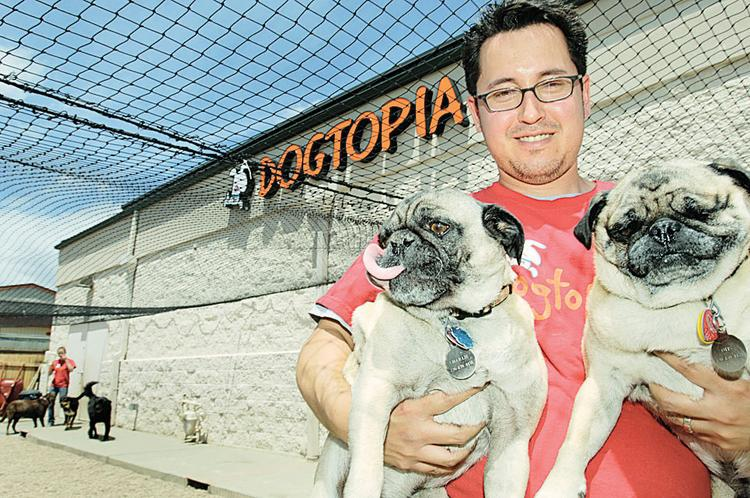 There are 25 Dogtopia locations around the country.