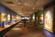 The Basha art gallery is located at 22402 S. Basha Road in Chandler and is adjacent to the company's headquarters.