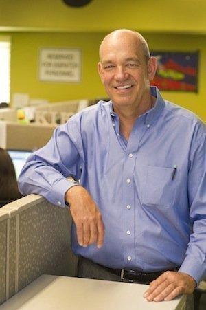 Total Transit CEO Craig Hughes.