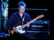 Police guitarist Andy Summers featured his modified Fender Telecaster on nearly all the group's albums and has a signature series named for him with the company.