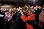 Twenty percent of Hispanics, 27 percent of voters age 18-29, and one-quarter of Republicans in the state have an unfavorable view of former Arizona congresswoman Gabby Giffords.