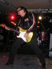 Dick Dale brought surf guitar to the Fender Stratocaster.