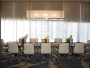 The new Hotel Palomar in Phoenix features one large conference room. This is the Rangoli Boardroom at the hotel.