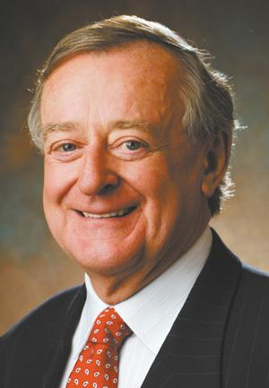 First National Bank Holding Co. founder Ray Lamb.