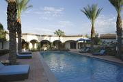 The pool and guest house at Jason Kidd's home in Paradise Valley, now up for sale for $6 million.