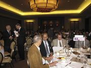 More than 280 scientists and business leaders attended a panel discussion sponsored by TGen.