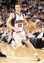 Steve Nash: I may leave if Suns don't improve