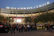 US Airways Center celebrated its 20th anniversary Feb. 4 with award-wiinning country singers George Strait and Martina McBride performing to a sell-out crowd. Strait gave the first public concert at the downtown Phoenix arena two decades ago.