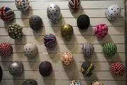 British Bicycle Company offers a variety of helmets to protect your noggin in style.