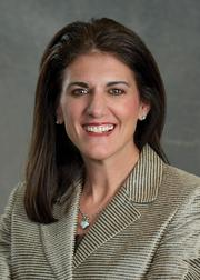 Tammy Weinbaum. Title: Senior vice president and general manager. Company: American Express Co. First job: Water girl at a deli in Florida.