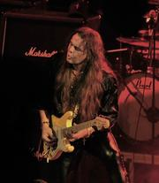 Yingwie Malmsteen, who has created a blend of heavy metal and classical music, was one of the first artists to have a Fender signature edition named after him.