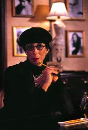 From the Actors Theatre production, A Conversation With Edith Head.