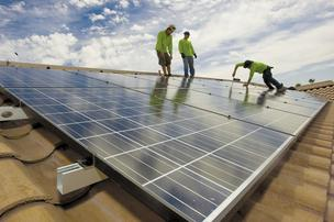 Solar and other renewable energy industry companies account for about 16,000 jobs in Arizona and more than $2 billion in economic impact, according to a new study.
