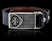 The Hannibal belt buckle runs for $1,785 at NightRider's website.