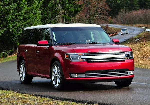 The Ford Flex.