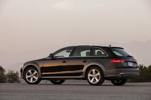 The 2013 Audi Allroad 2.0T.
