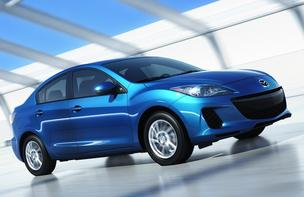 The 2012 Mazda3 is now among the cars offering more than 40 mpg.