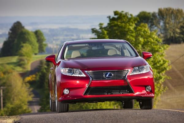 The Toyota plant in Georgetown, Ky., may soon be producing a portion of the Lexus ES.