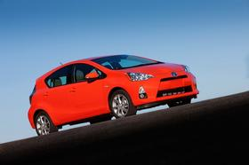 The Prius C was dubbed the greenest car for 2013 by the American Council for an Energy Efficient Economy.