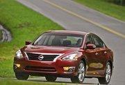 No. 6 - Nissan Altima. Sales: 302,934.