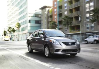 The Nissan Altima, built in Smyrna, has exceeded its annual sales record.