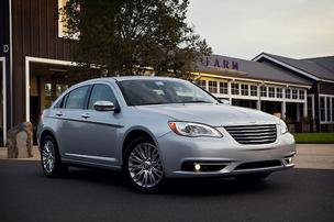 Chrysler ups its offerings with the new 200 from the former Sebring, but it still has tough competition in its field.