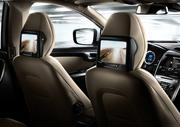 The interior of the Volvo XC60.